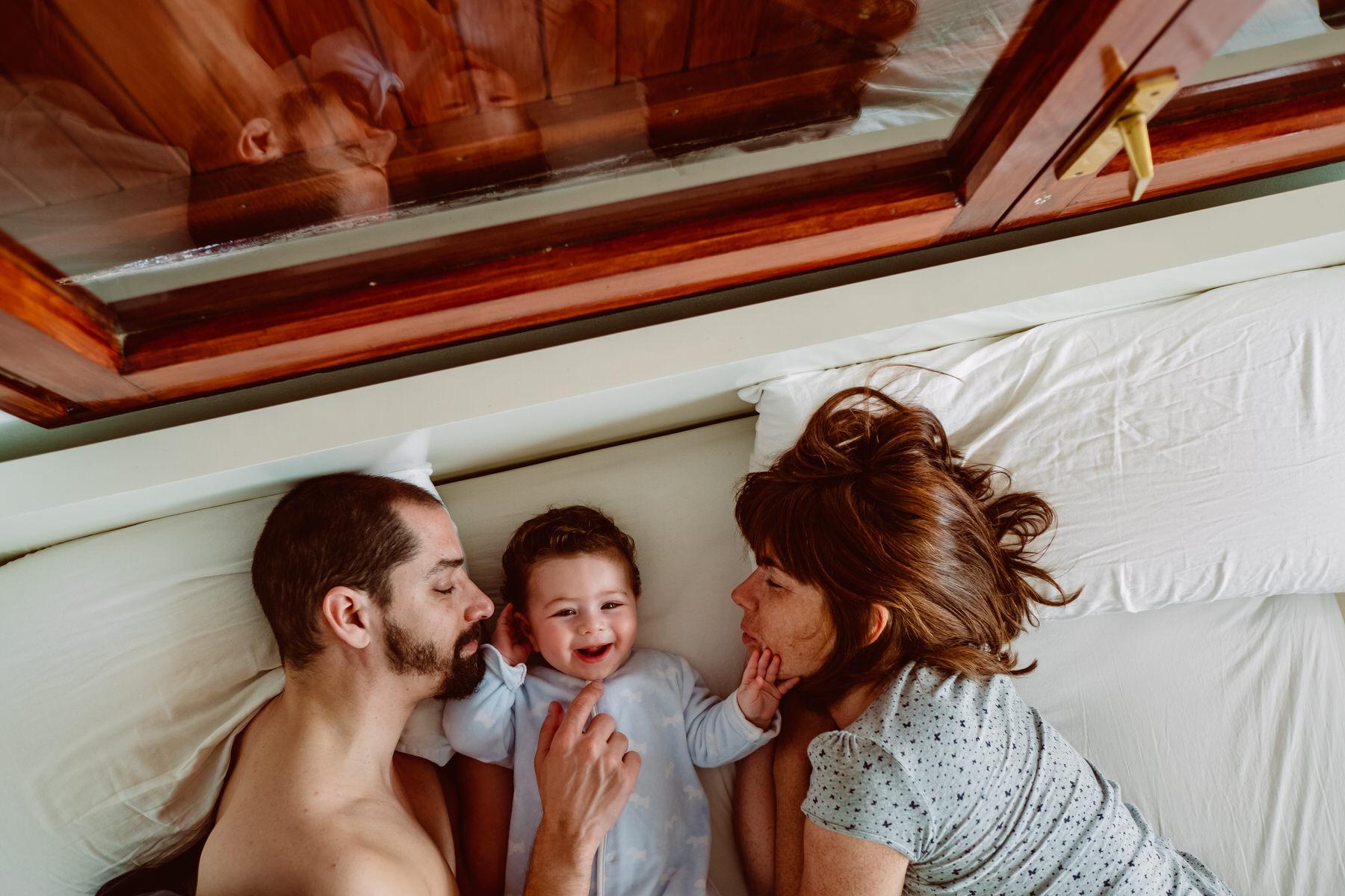 fotografo familias sin posado barcelona