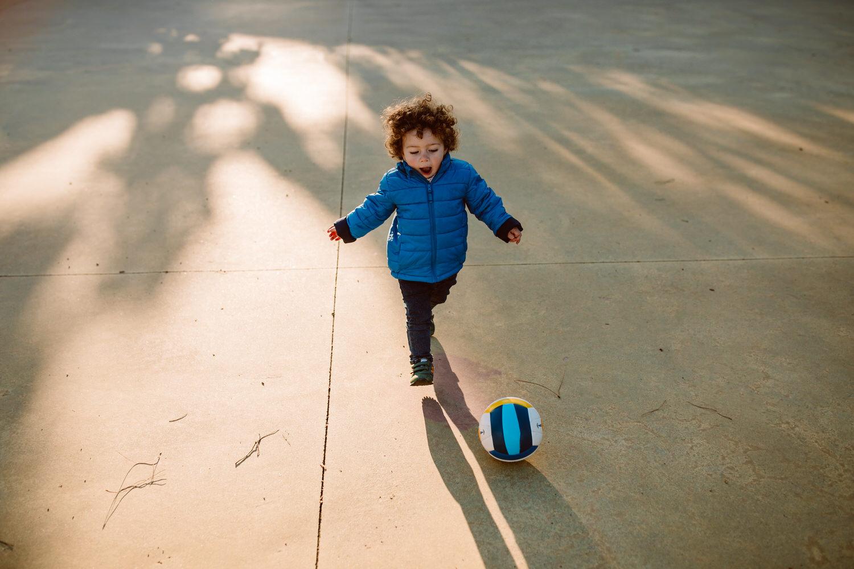 fotografo niños sin posado barcelona