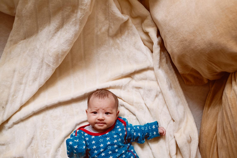 fotografias naturales bebe barcelona