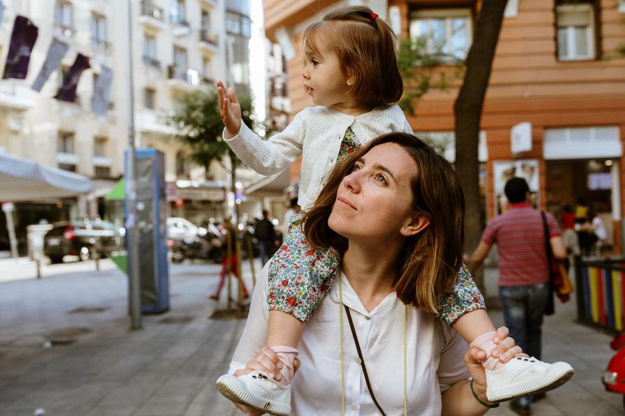 fotografias naturales de familias con estilo documental